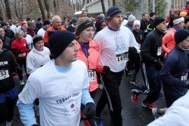 Turkey Trot Update