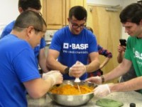 "BASF Pilots ""Kitchen to Table"""