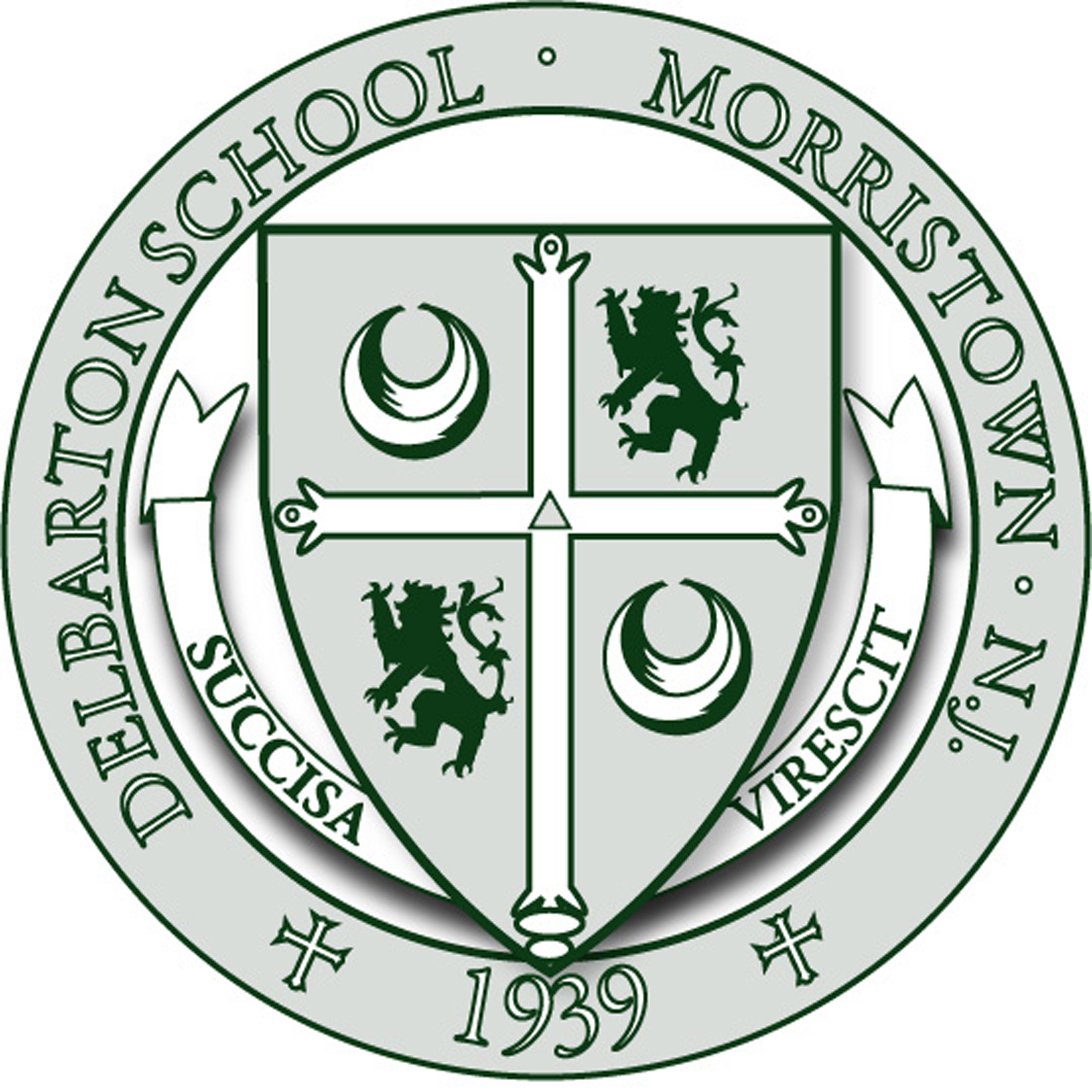 Delbarton Seal, Official-Large