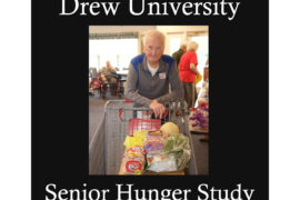 Drew University Conducts Senior Hunger Study