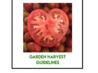 IFP Garden Harvest Guidelines