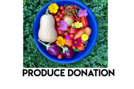 Community Garden and Home Produce Donation Guidelines