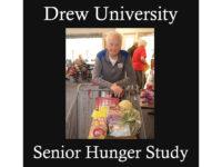 Drew University Conducts Senior Hunger Study